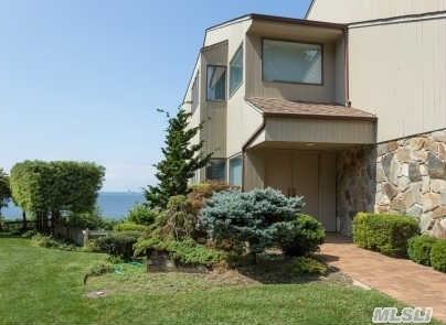 Fabulous Water Views And Amazing Sunsets Over Long Island Sound. Custom Updated End Unit With 4 To 5 Bedrooms 5.5 Baths On 3 Levels. New High End Imported Euro Kit. Generator,   New Ac. Set At End Of Private Road In Cove Landing. Beach,  Pool And Tennis Courts.  Golf Course Nearby