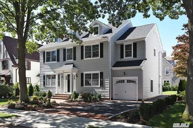 This Gorgeous Brand New Home In The Heart Of The Estates Section Features A Lr W/Fp,  Fdr W/But Pantry,  Gourmet Kit That Flows Into Fam Rm W/Fp,  Mud Rm. Master Suite W/Marble Bath & Wic,  3 Addl 2nd Flr Brs & Laundry Rm. Full Walk Up Attic & Huge Basement W/ High Ceilings. The Location,  Impressive Design & Exceptional Craftsmanship Make This The Perfect Place To Call Home!