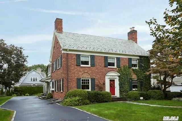 Ch Classic Colonial With Formal Liv W/Fp & Formal Din W/Built In Cabinets,  Large New Granite,  Commercial Grade Ss Appliances,  3.5 Baths,  Family Room,  Master W/Bath,  3 Add Bed,  One Bed With Attached Bath,  Finished Attic W/Heat & Cac For Bonus Room Or Office,  Finished Basement With State Of The Art Wine Cellar,  Cac,  Gas Heat,  In Ground Sprinklers,  Large Property,  Etc...