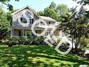Young Stunning 4 Br/2.55 Bth Colonial Set On A Lush .48 Acre W/Mature Plantings. Lrg Eik Features: Granite Ss Appl,  Center Island & French Doors. Bright & Spacious Floor Plan- Great For Entertaining! Family Rm W/Fpl,  Tons Of Natural Light. Palladium Window & Cathedral Ceiling In Master Br W/Wic. Plus More...