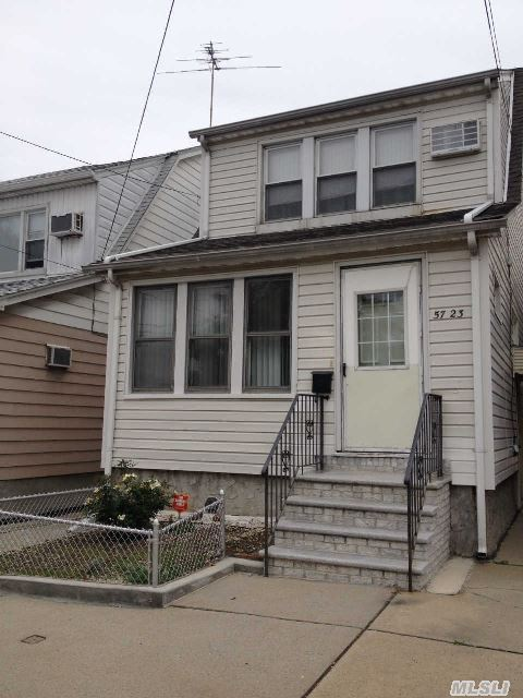 Legal 2 Family,  New Kitchen,  New Hot Water Heater,  3 Ceiling Fans,  Close To Schools,  Park And Transportation