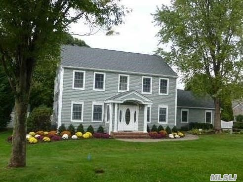 Move Right Into This Beautifully Renovated Colonial Home On 1/2 Acre. French Country Kitchen W/Granite & Ss Appl,  Beautiful Bths,  Gorgeous Hw Floors,  French Doors,  Crown & Raised Panel Moldings. Large Rear Deck Overlooking Private & Landscaped Yard. Close To Stonybrook Univ & Hosp Lirr, Restaurants & Shopping. Three Village School District. Taxes Can Be Grieved.  Won't Last