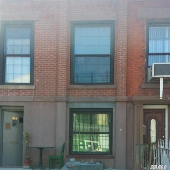 One Of A Kind,  Location,  Location,  Nice 2 Stories,  Finished Basement,  Two Bedrooms,  Kitchen,  Fbath,  Laundryroom(1st Floor). Bedroom,  Livingroom,  Kitchen,  Fbath,  Deck (2nd Floor). ,   Bedroom,  Livingroom,  Kitchen,  Fbath. Lots Of Potentia!