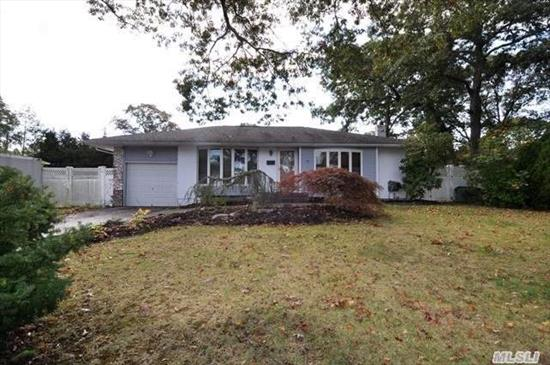 See Attached Description- 3 Bedroom,  2 Bath Ranch. Taxes W/ Star $8905.00. Short Sale Subject To Third Party Approval.