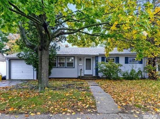 Totally Renovated 2 Bedroom Ranch In Jericho Schools. Home Was Taken Down To The Studs 8 Years Ago. New Kitchen W/Granite & Ss Appliances. Cac,  Wood Floors,  Finished Basement. 200 Amp Electric,  Windows,  Trex Deck,  Roof. This Incredible Opportunity Awaits You. Taxes W/Star $8, 666.94