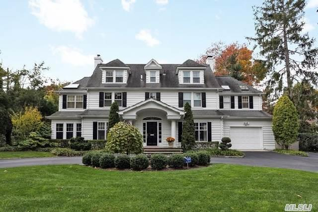 Designer Showcase! Magnificent Fully Renovated Colonial That Has It All! Convenient Location. Entertaining Area's Include Fabulous Renovated Kosher Kitchen Like No Other, Formal Lr/Fp, Oversized Dr With French Doors Opening To Large Deck And Lush Private Property, & Family, Custom Office, 6 Bedrooms. Master Has Huge Walk In Closet And Spectacular Bath. Generator.