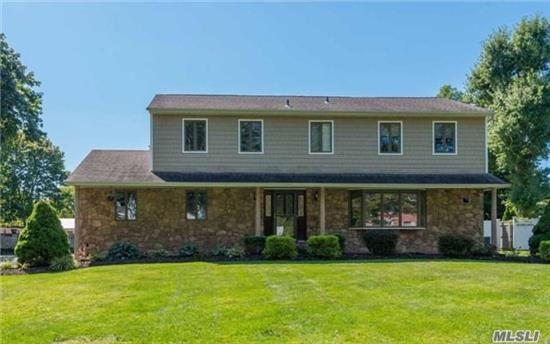 Huge Splanch On Private Half Acre With Full Finished Basement With Outside Entrance And Full Bath. Updates Include; Roof, Windows, Cac, Furnace, Hot Water Heater, Igp Has New Liner, Fenced Property, 200 Amp, Leased Solar Panels. A Must See!!