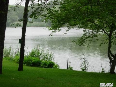 Great Pond View Lot. Build Your Dream Home. Close To Everything. Great Location!