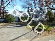Great Opportunity To Make This Home Your Own! Beautiful Street...Two Lots ( # 93 And #94 )Totaling .46 Acre.  Sold As Is.