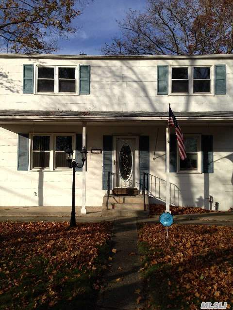 Updated Kitchen, Bathroom, New Pierless Boiler Prof Landscaped/Yard Extends Beyond Garage 2 Seperate Driveways!!! California Closets/Large Cedar Closet Downstairs Close To Schools/Public Transportation Great For Extended Family!!! Bank Approved Sale @ $202, 000 Please Look At Current Appraisal- Over $235K
