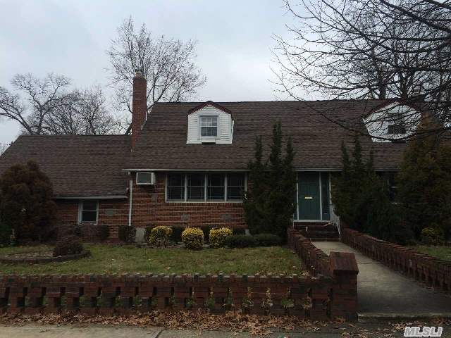 One Of A Kind Expanded Cape On 100 X 100 Property. 2800 Square Feet Of Living Space Not Including Basement,  Hardwood Floors Throughout. 20 X 20 Family Room With Access To Covered Patio W/ Skylights. All Large Bedrooms. X-Lg Kitchen And Dr Area,  Stone Fpl In Lr. 6 Yr. Old Boiler,  Young Roof,  New Washer. Attic Fan. Setup Can Be Perfect For Home-Office. Prof. Landscaped.
