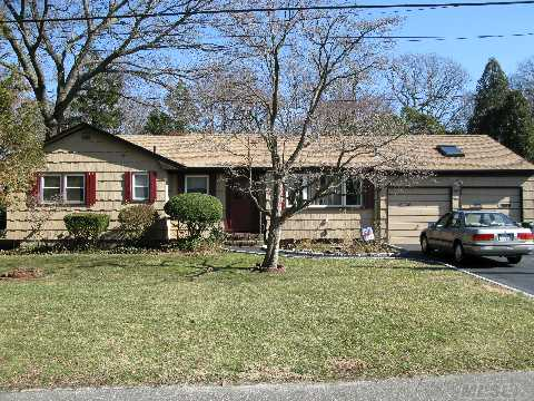Follow Your Heart Home To This Distinctive 4-Br, 3-Bth Ranch On .26 Acres In Serenity Of A Dead End Street. This Pridefully Maintained Home Boasts A 5-Yr Old Kitchen, Skylights & Large Deck. Wood Floors Under Rugs. Very Private Yard. Taxes With Star $7,738.
