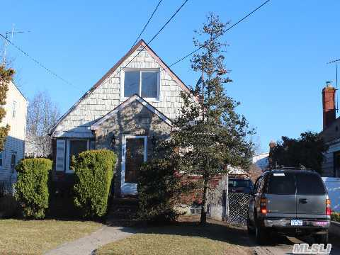 Charming Brick Cape On A Quiet Street. Home Features New Roof,  Windows And 2 New Baths. Also Has Gas Cooking. Taxes Are Without Star Savings Of $1158.03
