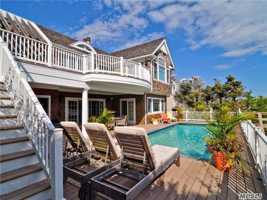 gorgeous Oceanfront with a pool