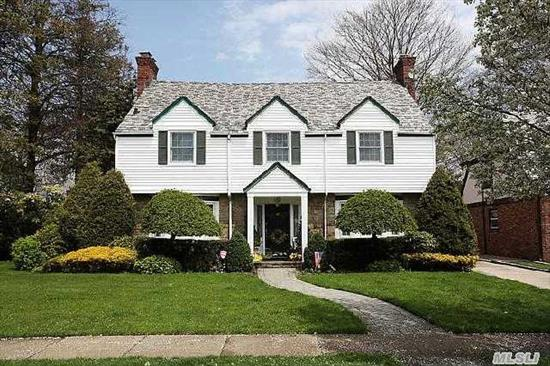 This Classic Colonial Boasts Old World Charm & Quality Updated With Modern Conveniences! It Features A Living Room W/ Fireplace; Pocket Doors Lead To The Family Room Which Overlooks A Patio & Yard. The Gourmet Eat-In-Kitchen Has Top-Notch Appliances & Granite Counters. Upstairs You'll Find A Rare 5 Bedrooms & 3 Baths! Taxes Are Being Grieved/ Large Reduction Projected!