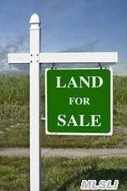 Sold As Land Only. Buyer Responsible To Demo.