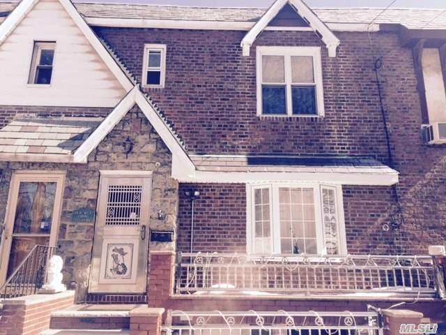 House Back On The Market!!!! Contracts Fell Through Bring Your Offer With Pre-Approval. 100% Brick Att. 1 Family In The Exclusive Tudor Village (Ozone Park) Area Home Is Totally Updated New Bathrooms, Kitchen, Floors, Walls, Plumbing, Electricity, Etc.. Walking Dist. To Transportation, , 5 Min To Jfk Airport Etc.