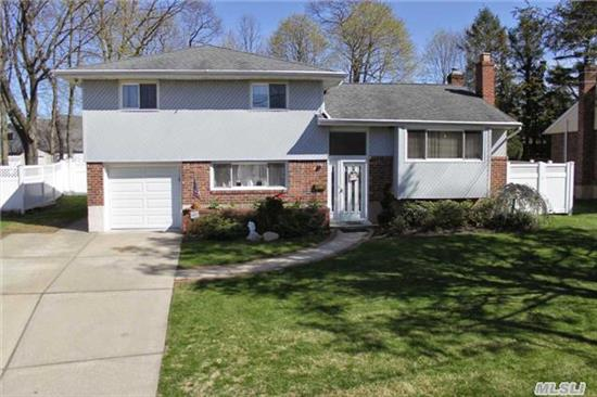 Updated 4 Br Split On Park-Like Quarter Acre. Features Renovated Bathrooms, Radiant Heat On Main Level, Updated Electric With 200 Amp Service. Converted To Gas With High Efficiency Boiler, Smart Thermostats, And Instant Hot Water. Whole House Water Filter. Walking Distance From Train! Won't Last!