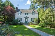 Renovated & Expanded 4 Bdrm 3 Full Bth Ctr Hall Col: Lr/Fp, Fdr, Impressive Eik/Family Great Room W/Cathedral Clg & Magnificent Palladium Windows, Large Office Or Second Den, 1st Fl Full Bthrm, 2nd Fl Mstr Bdrm/Bth W/Cathedral Clg, 3 Bdrms, Full Bath, Slate Patio, Detached 1.5 Car Garage, Deep Private Backyard, 10 Min Walk To Manhasset Train Station Or Town Shopping.