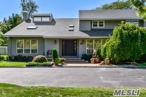 Beautiful Updated House With A Mid~block Location On A Park-Like Property. New Driveway, First Floor All Wood Floors, New Central Vac, Updated Roof, 50 Gallon Hot Water Heater, Built In Dehumidifier, Back Yard Completely Fenced  **As Of 11/13/17 This Home Is Totally Available, And Ready To Show!
