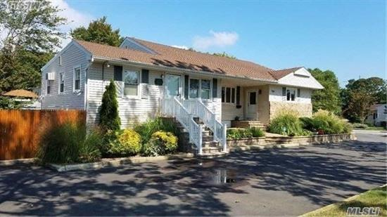 What An Investment!!! Lakefront Home & Office W/Special Permit For 600 Sq Ft Professional Office In A Residence Which Can Be Rented Or Used By Owner. Ranch Home Has 3 Bed Rms & 2 Baths & 600 Sq Ft Office W/1/2 Bath. Fin Basement W/Ose. Office Currently Rented To Dentist ($36, 331) Expiring March, 2020 (Rent $2, 949/Mo+ Elec + 31% R.E. Tax Increase ($943)). Unique Property!