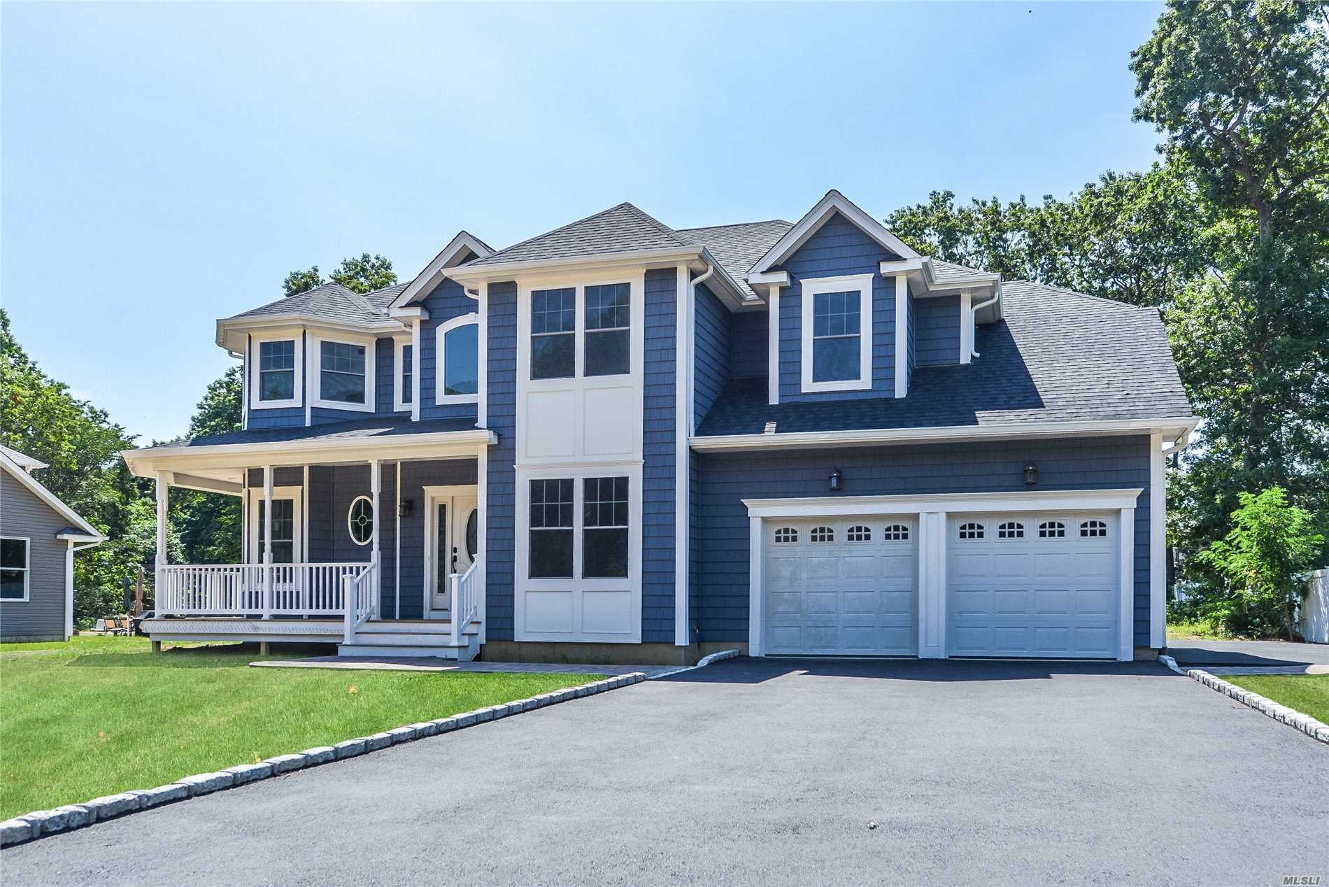 New Construction Located On A Cul De Sac In A Desirable Neighborhood! Photos Are Of A Similar Model. This Model Is Up, And Ready For A Quick Delivery! Master W/Bath + 3 Addl Bedrooms, Eik, Frml Dr, Butler Pantry, Flr, Oak Floors, Office, Wrap Around Porch, 2 Car Garage! On 1.19 Acre! Quality Built With Time To Customize To Your Liking! Conveniently Located To Everything!