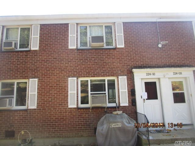 Spacious And Clean Coop In The Heart Of Queens Village, Ready For Its New Owner. First Floor Unit
