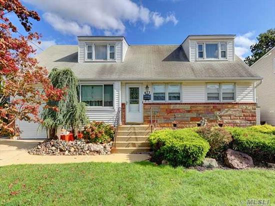 Lovely 3 Bed 2 Full Bth Cape. Hardwood Floors, Lots Of Storage, Full Basement. Close To Shopping And Transportation. Franklin Square Schools. This One Won't Last.
