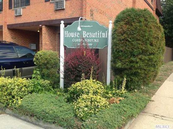 Prospective Buyer Should Re-Verify All Information. Large One Bedroom Condo Move-In Condition. Washer & Dryer In Unit. Sliders To Backyard,  Walk To Q27 And Express Bus To Flushing