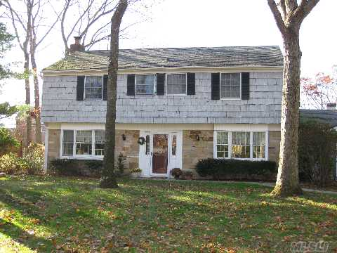 Beautiful & Spacious Eaton Colonial. Eat In Kitchen Updated Cabinets,Extra Large Dining Room,Master Bedroom With Bath,3 Bedrooms & Bath,16X32 Deck.