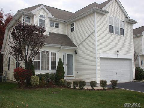 Reduced To Sell!Stunning Colonial Located In Gated Community In Famed Three Village Sd, Diamond Amherst Model With Many Upgrades,Cac,Fin.Bsmt,Hrdwd Flrs,High Ceilings,Fpl,Hi Hats,Central Alarm System,3 New Storm Doors,Open Floor Plan,Window Treatments Stay, Walk To Shopping And Restaurants