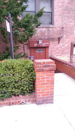 * Charming Brick Entrance. Tiled Floors, High Ceilings  * 7 Rooms, Two Bathrooms + Huge Dividable Reception Area  * Excellent Exposure. Affluent Neighborhood With High Income Residents.  * Very Densely Populated Area.  * Includes Heat and Hot Water  * Landlord Willing to Give Concessions, Long Term Lease Available  * Just One Block to Very Busy 67th Ave M/R Station One Block Away  * Minutes from the Grand Central, L.I.E., and Van Wyck Expressways