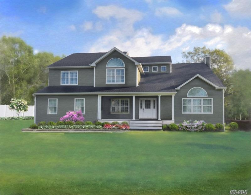 Model Grand Opening!!! Faster Delivery Times Than Resale. Current Pricing In Effect 2/28.  Largest Brand New Development In Town - 59 Brand New Custom Detached Homes On 1/2 To 1Acre+ Private Lots. 7 Models To Choice From With Open-Concept Floor Plans. Luxury Amenities Included In Pricing. New Homes Ranging From $400'S To $600'S. No Common Charges Or Hoa. Extended Deliveries Available. Now Is The Time To Customize And Build Your Home!