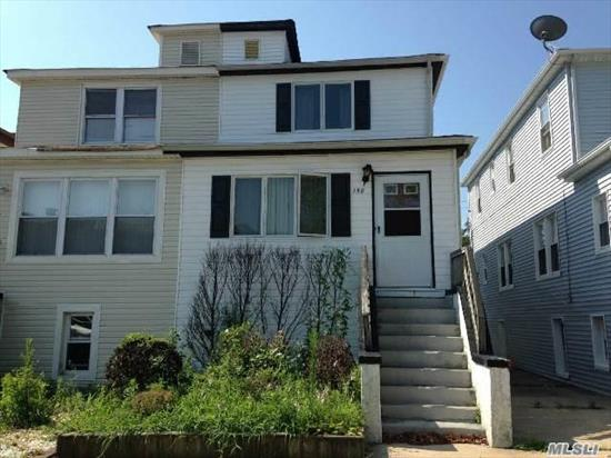For Investor - 3 Br, 2 Bath Semi Attached Colonial, Convenient Location. Currently Rented Out Until 9/30/18.