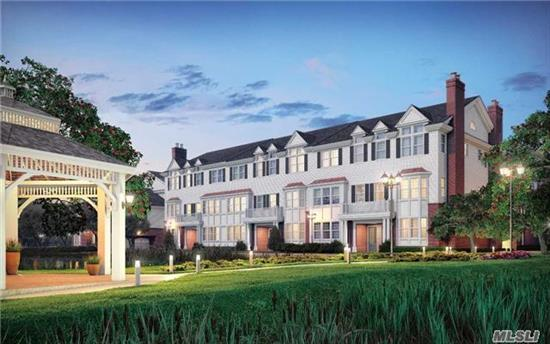 Introducing Roslyn Landing, A Limited Collection Of Townhome Condominiums Located In The Historic Village Of Roslyn.