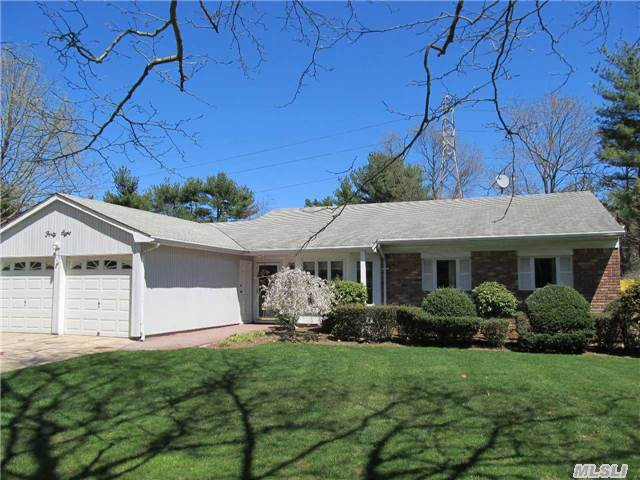 Sun-Filled 4 Br, 2 Bath Home With Vaulted Ceilings, Hardwood Flooring In Most Rooms-Loaded With Amenities. The Chef's Kitchen Includes A Wolf 6 Burner Stove, Dbl Ovens, Marvel Wine Cooler, Jenn-Air Frig, Maple Cabinetry And Granite Counter Tops. Gorgeous Sliding Doors Lead The Way Into A Country Club Backyard Which Includes A Vinyl Free-Form Pool With Waterfall.