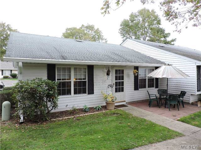 Back On The Market!!!! Beautiful Hampton In Picture Perfect Location! Privacy On Patio . New Laminate Floors, Updated Kit & Bath, Some New Windows, New Garage Door, New Hw Heater