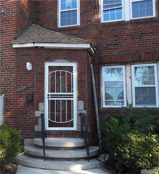 Fully Renovated, Mint Condition, Brick Tudor Home. New Roof, New Windows, New Electrical, Livingroom With Fireplace, Diningroom, Updated Kitchen And Updated Bathroom, Hardwood Flooring Throughout