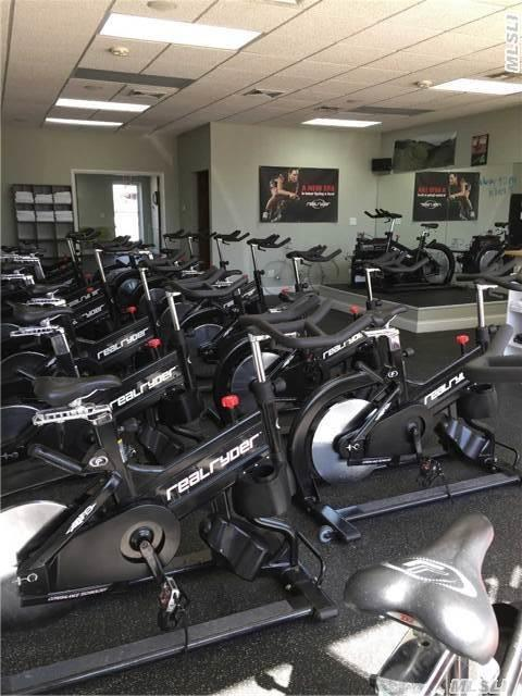 Business For Sale -100+ Active Members And 10 Part Time Instructors. 17 Real Ryder Bikes Valued At 2K Ea. The Studio Is Located In A Modern Building In An Upscale Center W/ Prominent Street Visibility W/ Parking The Seller Has Invested $75, 000 But The Business Needs A Hands-On Person. Not A Franchise. Buyer Will Train Seller. Backroom Set Up For Training, Pilates Etc