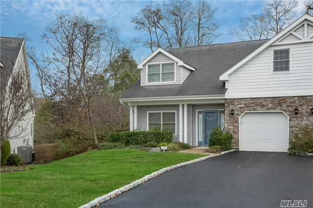 Renovated, Spacious Nantucket 4 Bedrroom Model With 3 Full Bths, One Lg Attached Garage With Extra Long Driveway For Possibly 2 Cars...End Unit In A 2 Townhouse Group Building...In Absolutely New Designer Style Condition Through Out...Bright First And Second Floors
