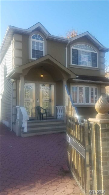 Beautiful Two Family In The Heart Of Rosedale, Featuring Six Bedrooms, Five Bathrooms, Formal Living And Dining Room, Eat-In-Kitchen, Full Finish Basement, Private Driveway With One Car Garage, Huge Back Yard And Lots More. Property Is In Excellent Condition.