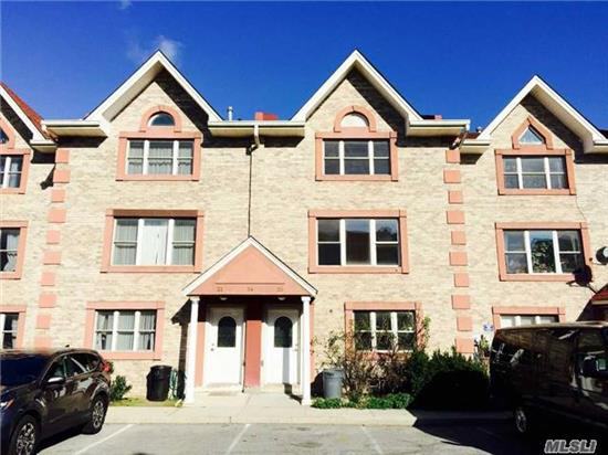 Legal 2 Family Townhouse. 1 Family On 1st Floor, 2nd & 3rd Fl Is A Duplex. Finished Basement With Washer & Dryer.