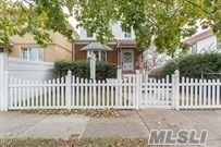 Whitestone 2.5 Story, 2 Br & 2 Bath, Eat In Kitchen, Formal Dining Room, Full Basement W. Laundry Room & Separate Entrance. High Stand Up Attic. Close Proximity To Parkway, Shopping & Restaurants. Brand New Heating System.