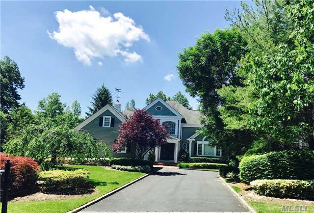 Vineyard Colonial In Gracewood. Four Bedrooms, 2.55 Baths, Approximately 16, 000 Square Ft Lot. Wine Cellar, Mansion Clubhouse With Indoor/Outdoor Pools, Tennis Courts And Playground. Lofted Ceilings With Detailed Moldings And Cabinetry. 1300 Mo Maintenance.
