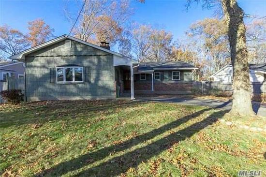 Charming 3 Bedroom, 2 Bath Ranch Nestled On Fenced 0.23 Acre Lot On Quiet Tree Lined Block In Desirable St. James. Hardwood Floors , Updated Siding, Roof And Windows. Newer Burner Covered Front Porch To Entry Foyer, Eat In Kitchen, Formal Living & Dining Rooms, Den With Wood Burning Fireplace, Master Bdr. 2 Bedrooms, 2 Bath, One Car Garage, Mud/Laundry Room, Basement.
