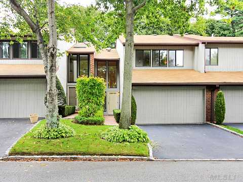 Pristine Crossfield Model, Overlooking The Pond, With A A Private Rear Yard And Deck. There Are Three Large Bedrooms, Master With Pond View, Main Floorfamily Room With A Bone Decor Throughout.