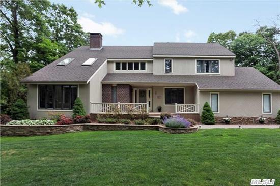 A Jefferson Landing Treasure! Exquisite Dream Home Offers Over 3K Sq. Ft. Of Luxury On A One Of Kind Flat .55 Lot. This Gorgeous Home Is Beautifully Updated & Impeccably Maintained. Features New Roof, New 5 Zone Heat System, Cac, Generator, Gourmet Granite Kitchen. Offers Brand New Fin Bsmt W/Rec Area, Office, Full Bath & Ample Storage, Prof Landscaped, Deck, So Much More!