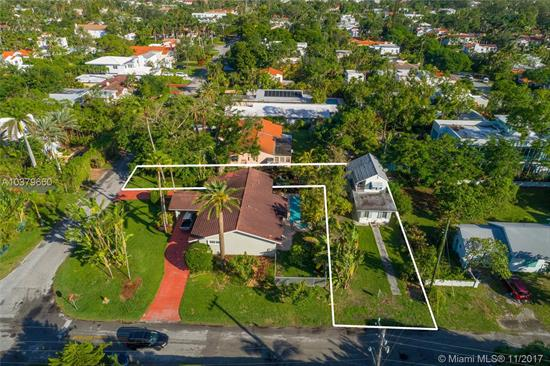 Prime A+ Location To Develop Your Perfect Sized Dream Home On A Unique 6, 125 Sf Lot In The Heart Of Miami Beach. The The Best Of Both Worlds, Live In A Beautiful, Quiet, Family Oriented Neighborhood Walking Distance To Houses Of Worship And Is Just A Short Bike Ride Away From The Beach & Ocean, Lincoln Road, Fine Restaurants, And Nightlife. Favorable Zoning, Formal Drive Off Of Royal Palm Ave., And Updated Land Survey Available Upon Request. Under $95 Sqft Land Value Cant Be Found South Of 41St Street!