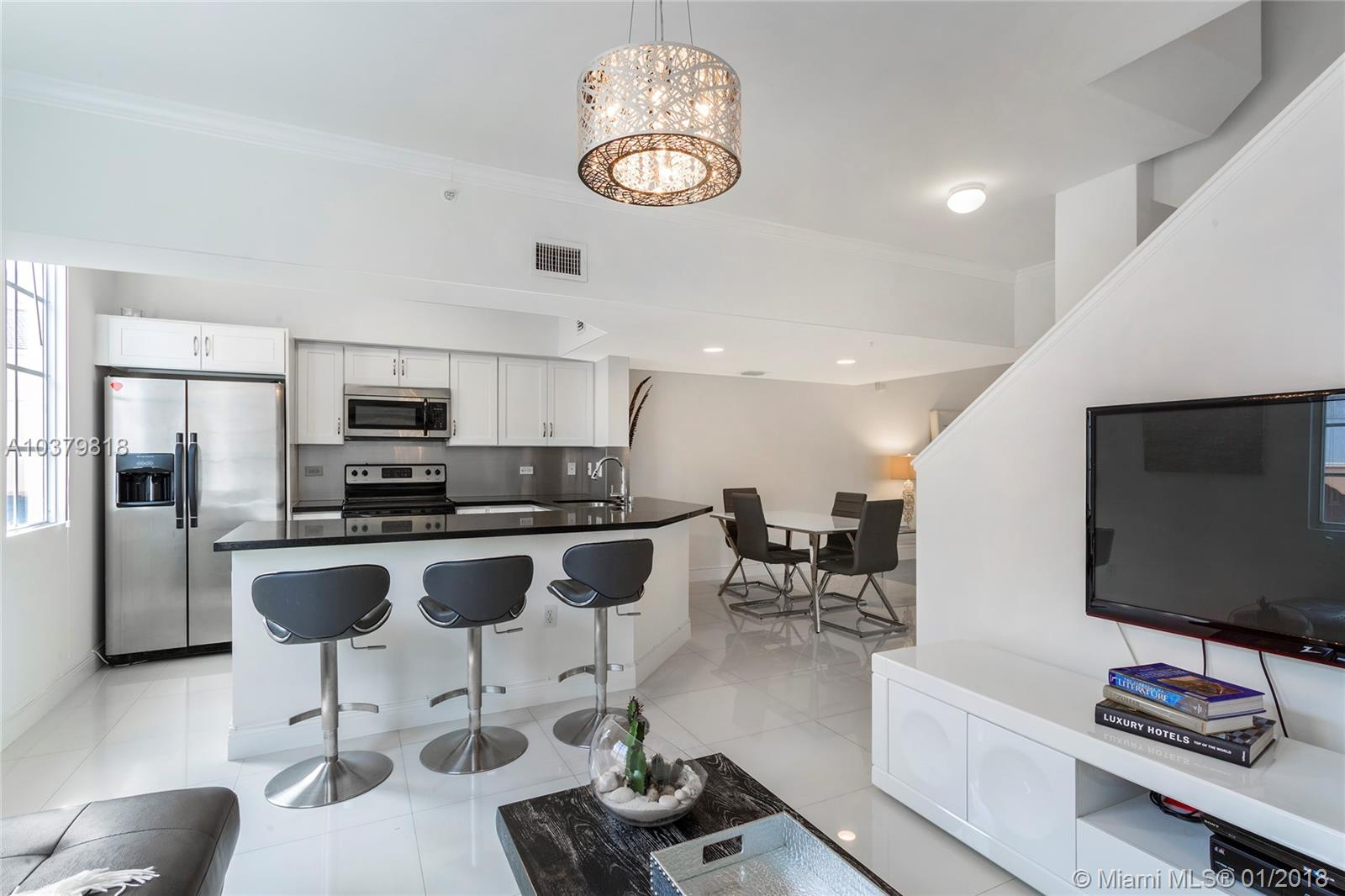 Rare Opportunity To Purchase A 3/2 Town Home Perfectly Located In The Very Sought After Aventi In Aventura. <Br />The Unit Is Tastefully Furnished, With White Porcelain Floors, And Comes With 2-Car Garage With An Extra Parking Space Outside. Excellent+É-Álocation Next To A High-Lift Marina, Temple Sinai, Founders Park, Turnberry Isle Miami Golf Course, Dining And Shopping Area, 6-Minutes Drive To Aventura Mall.<Br />Very Low Maintenance That Includes Insurance, Cable Tv, Landscaping And 24-Hour Security. <Br />A Dock Slip Is Available For A 43''Boat For Additional Charge. <Br />Washer And Dryer Inside The Unit. Best Price Per Sf In The Whole Complex.<Br />Dog Can Not Exceed 75 Lbs.<Br />Proof Of Funds Required To Present Offers, As Is Contract.