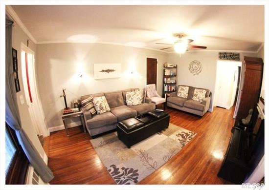 Don't Miss This Bright And Sunny 2 Bedroom Lower Unit Corner Apartment. Open Layout, Hardwood Floors, Updated Kitchen, Full Bath. Plenty Of Closet Space Throughout. Storage Unit, Gym And Laundry Room On Site. Close To Transportation, Restaurants, Beach And Shopping.